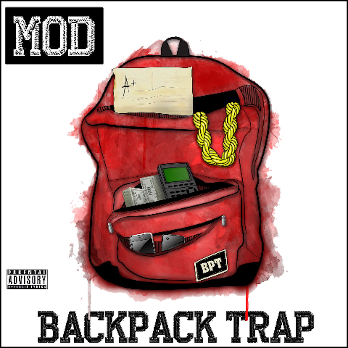 BackPack Trap The Album