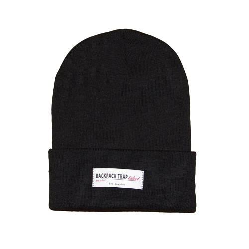 Label_Beanie_Black